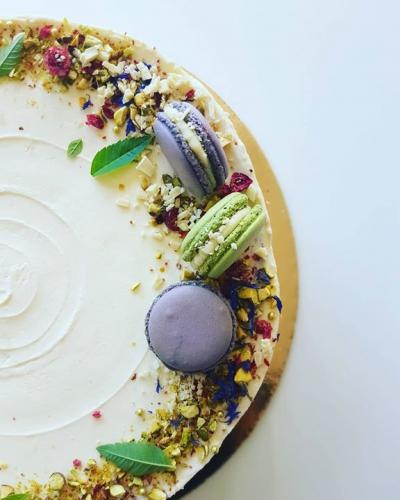 Makaronikowy tort