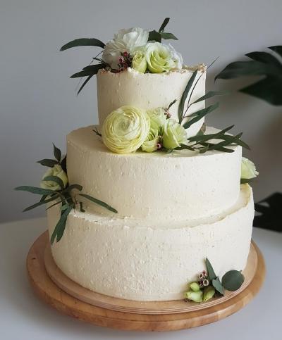 Tort ślubny, tort bydgoszcz